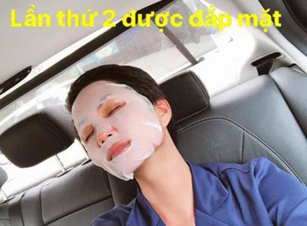 Làng giải trí Hoa ngữ có Phạm Băng Băng, showbiz Việt có HHen Niê dưỡng da bất chấp địa điểm-3