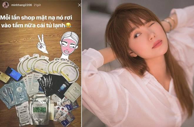 Làng giải trí Hoa ngữ có Phạm Băng Băng, showbiz Việt có HHen Niê dưỡng da bất chấp địa điểm-10