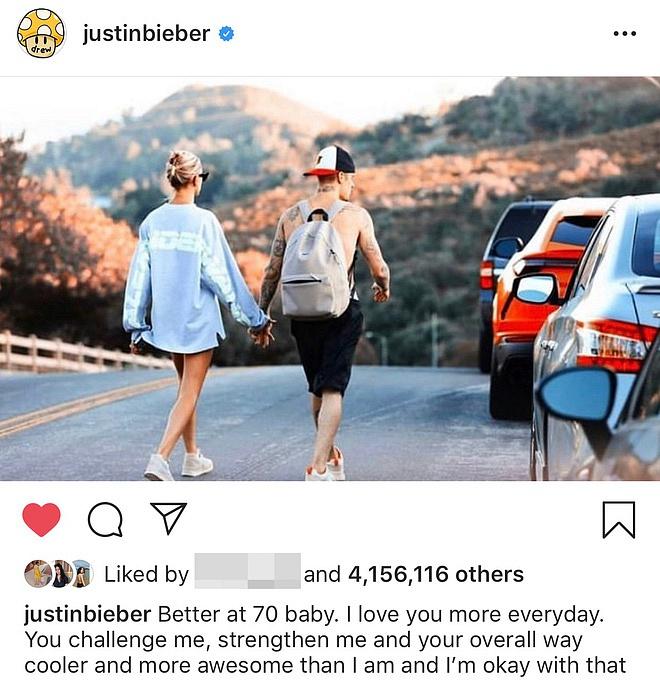 """Chẳng ai ngờ Justin Bieber lại sủng"""" vợ đến nhường này: 10 năm trước đã âm thầm để ý, rước về là đội nàng lên đầu""""-15"""
