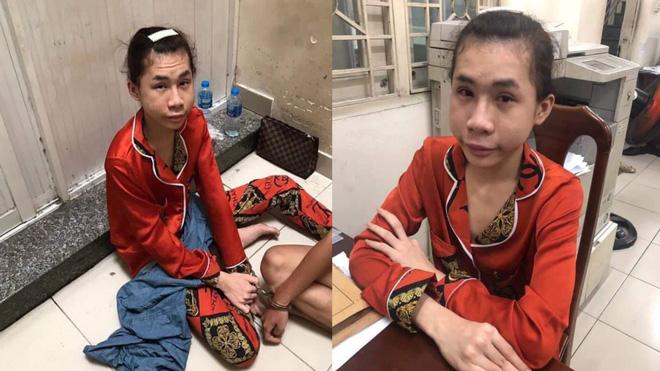 Nữ quái chị hiểu hông bị bắt vì cướp giật điện thoại ở Sài Gòn-2