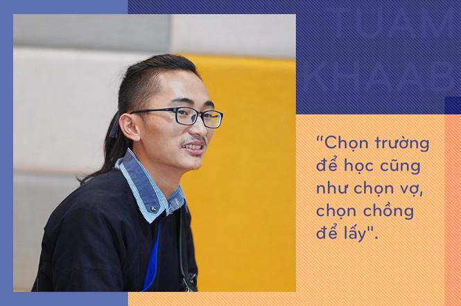 Con đường lạ lùng đến đại học danh giá của chàng trai người Mông-10