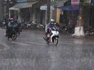 Miền Bắc chuẩn bị đón mưa dông, ô nhiễm không khí tại Hà Nội sẽ được cải thiện