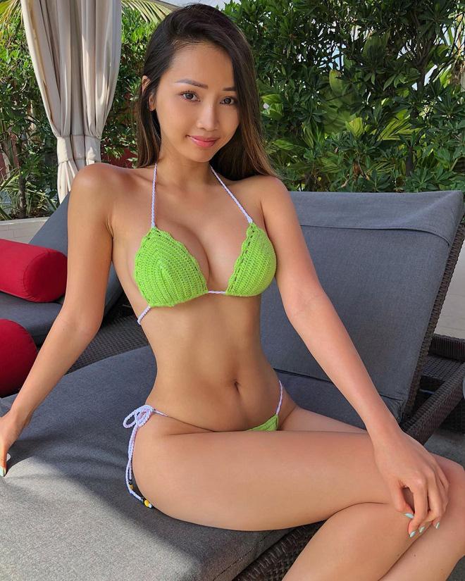 Nhan sắc của hot girl Việt nổi tiếng khắp thế giới vì quá nóng bỏng, quyến rũ-12