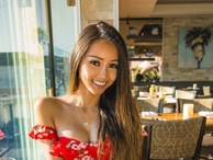 Nhan sắc của hot girl Việt nổi tiếng khắp thế giới vì quá nóng bỏng, quyến rũ
