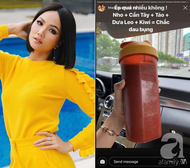 Ô nhiễm không khí trầm trọng, học ngay Hà Tăng, Tóc Tiên… uống nước detox vừa thanh lọc lại giúp giảm cân, đẹp dáng-5
