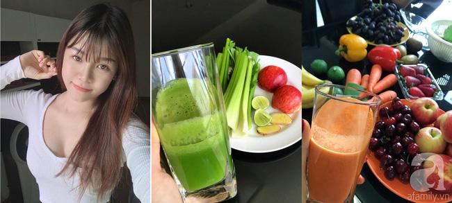 Ô nhiễm không khí trầm trọng, học ngay Hà Tăng, Tóc Tiên… uống nước detox vừa thanh lọc lại giúp giảm cân, đẹp dáng-9