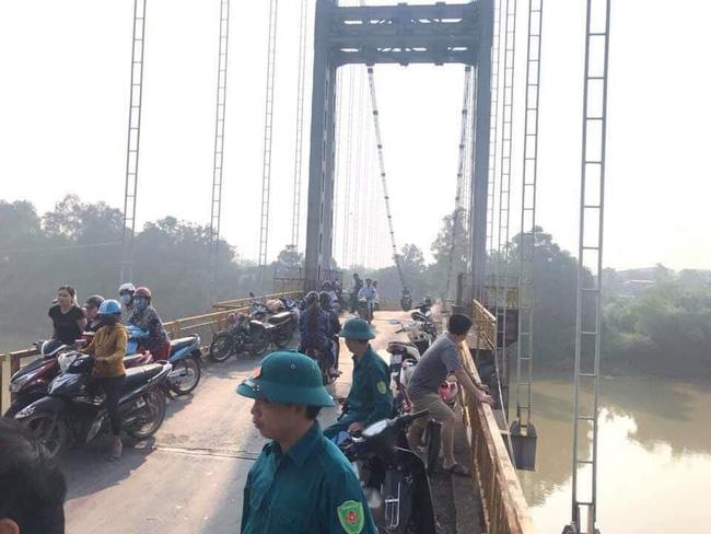 Vừa tốt nghiệp đại học, cô gái 22 tuổi để lại xe đạp rồi nhảy xuống sông Lam tự tử-2