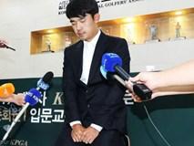 Chỉ vì một cử chỉ tục tĩu, golfer Hàn Quốc phải quỳ gối xin lỗi và bị cấm thi đấu 3 năm