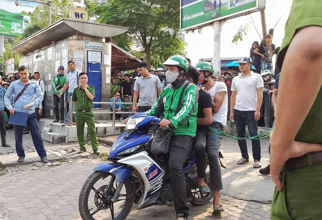 300 cảnh sát và hành trình 48h tóm 2 nghi phạm giết tài xế Grab-4