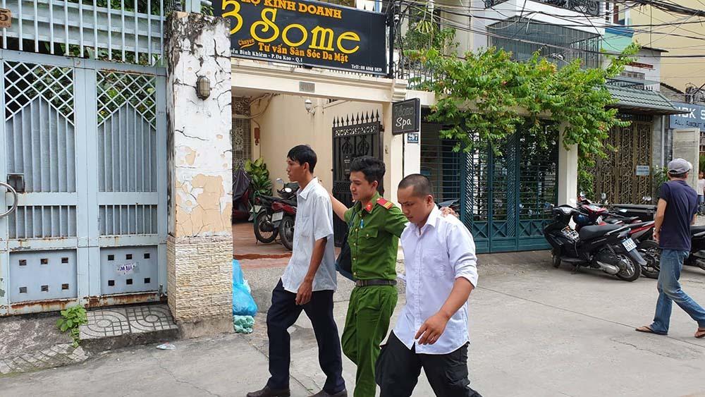 Lời khai khó tin của thẩm phán, giảng viên vụ cướp trẻ em ở Sài Gòn-3