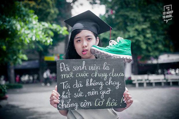 Cựu sinh viên Ngoại thương khuyên các em gái mới tốt nghiệp: Luôn cố gắng để trở thành phiên bản tốt hơn của chính mình, luôn có biện pháp an toàn khi QHTD-1