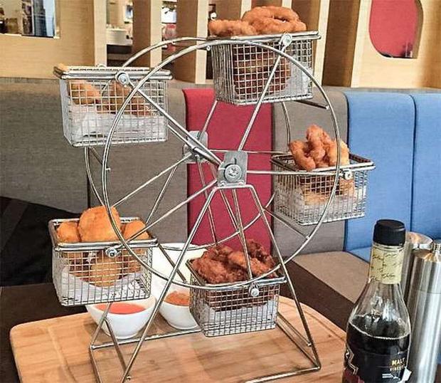 """Những pha trình bày món ăn như… muốn đuổi khách đi của các nhà hàng dị"""" nhất thế giới, cẩn thận xem xong nghẹn""""!-9"""