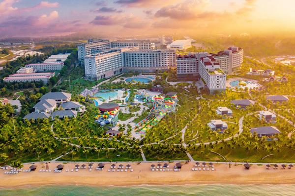 Vinpearl Phú Quốc đăng cai gala trao giải 'Oscar ngành du lịch thế giới' 2019-5