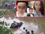 Quặn lòng đám tang 3 người chết trong xe Mercedes dưới kênh nước, người mẹ khóc ngất bên linh cữu các con-9