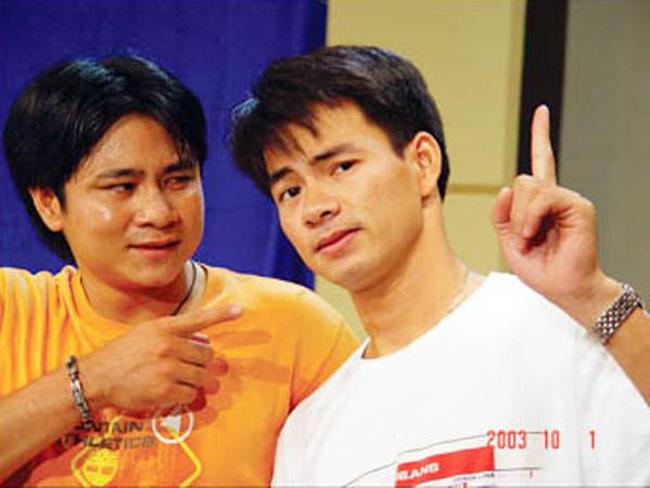 Bất ngờ với hình ảnh thời trẻ hiếm có của những danh hài nổi tiếng Việt Nam: Hóa ra ai cũng có lúc cực hài hước thế này-6