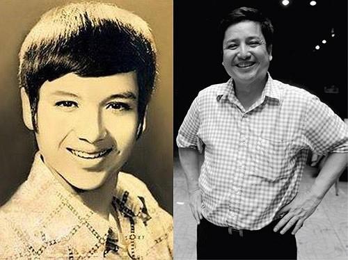 Bất ngờ với hình ảnh thời trẻ hiếm có của những danh hài nổi tiếng Việt Nam: Hóa ra ai cũng có lúc cực hài hước thế này-10