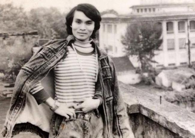 Bất ngờ với hình ảnh thời trẻ hiếm có của những danh hài nổi tiếng Việt Nam: Hóa ra ai cũng có lúc cực hài hước thế này-18