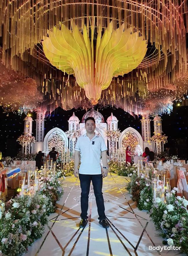 Lỡ duyên với cơ phó Hà Duy, Âu Hà My được chồng doanh nhân vác cả lâu đài siêu to khổng lồ vào hôn lễ, rước dâu cũng phải là bạch mã vài chục tỷ-1