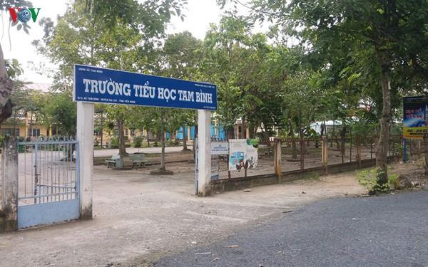 Vì sao học sinh lớp 4 ở Tiền Giang không biết đọc chữ nào?-2