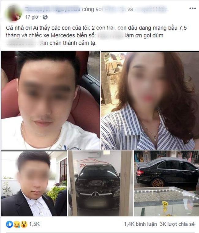 Linh tính kỳ lạ của người mẹ khi tìm 3 người con trong xe Mercedes chìm dưới kênh-1