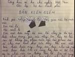 Dùng điện thoại trong lớp nhưng bị bắt gặp, nữ sinh viết một câu trong bản kiểm điểm khiến cô giáo khó tính cũng phải bỏ qua-2