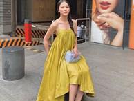 Cũng chịu khó mặc điệu như ai, nhưng HH Phương Khánh vẫn nhiều lần đánh tụt cảm xúc người nhìn vì lỗi diện đồ phổ biến