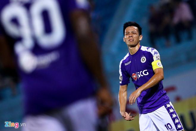 Văn Quyết bị treo giò, nghỉ hết V.League 2019-1