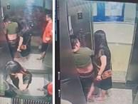 Bị camera ghi lại cảnh tiểu bậy trong thang máy gây bức xúc, người đàn ông đã đến chung cư để xin lỗi và nhờ gỡ clip