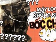 Cảnh báo: Máy lọc không khí hàng Nhật bãi bốc cháy ngùn ngụt và nguyên nhân không phải ai cũng biết