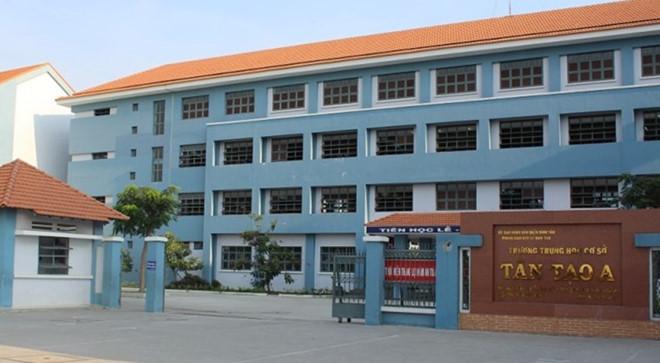 Bảo vệ trường THCS tại TP.HCM bị tố hiếp dâm học sinh-1