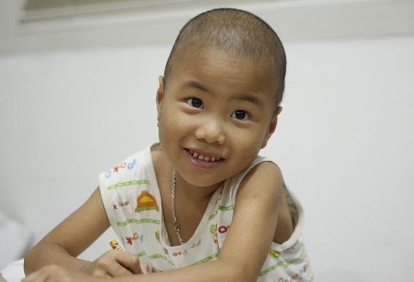 Động lực chữa bệnh đặc biệt của cô bé ung thư máu 6 tuổi-2