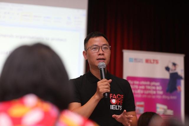 Các chuyên gia hàng đầu chia sẻ kinh nghiệm thi tốt IELTS-3