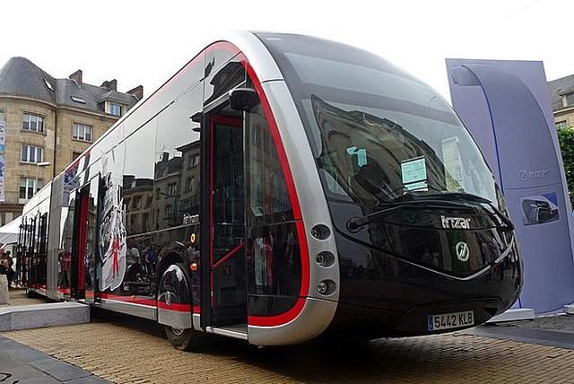 Hà Nội sẽ sử dụng xe buýt điện từ 2021-1