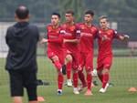HLV Park loại Trọng Đại, Thanh Hậu trước trận gặp U22 UAE-2