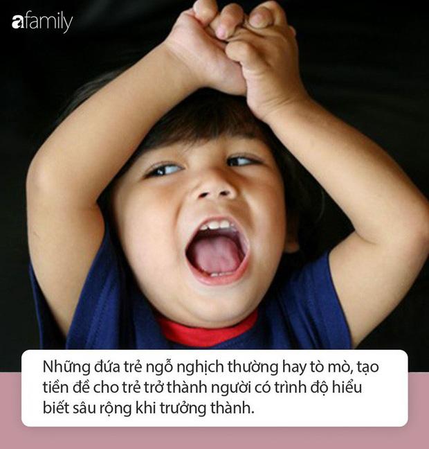 9 lý do minh chứng những đứa trẻ nghịch ngợm, bướng bỉnh lại thành công và hạnh phúc hơn những trẻ ngoan ngoãn-1