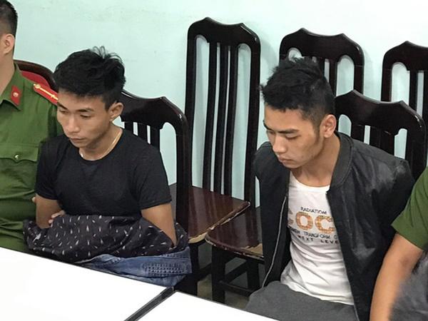 Vụ nam sinh chạy Grab bị sát hại: 2 nghi phạm bình thản, quanh co chối tội khi bị bắt-4