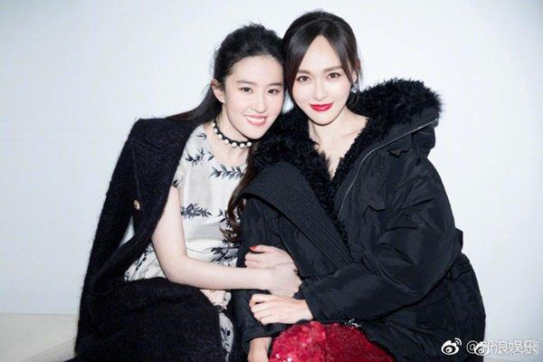Không phải Triệu Vy, Lâm Tâm Như, Thần tiên tỷ tỷ Lưu Diệc Phi sống tình nghĩa nhất showbiz-4