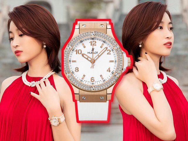 Sau H'Hen Niê bán dây chuyền vàng, Đỗ Mỹ Linh cũng bán đồng hồ nửa tỉ để làm từ thiện-10