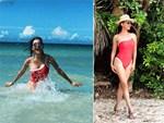 Vẫn giữ được nhan sắc đỉnh cao, nhưng mỹ nhân đẹp nhất Philippines lại liên tục bị chỉ lỗi mặc đồ khiến nhan sắc tụt hạng-13