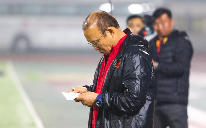 Loại Mạc Hồng Quân, dọa Công Phượng, bẫy của thầy Park dành cho Malaysia đã giăng xong?-1