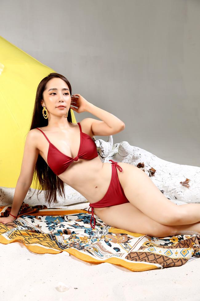 Tung ảnh bikini lạc mùa, tiểu tam Quỳnh Nga vẫn hút mắt nhìn với body nóng bỏng-7