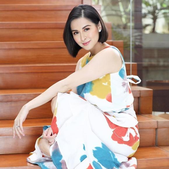 Vẫn giữ được nhan sắc đỉnh cao, nhưng mỹ nhân đẹp nhất Philippines lại liên tục bị chỉ lỗi mặc đồ khiến nhan sắc tụt hạng-10