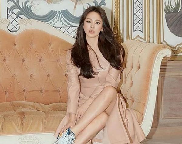 Song Hye Kyo trở lại mạng xã hội với loạt ảnh mới sau ly hôn-1