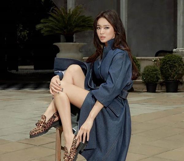 Song Hye Kyo trở lại mạng xã hội với loạt ảnh mới sau ly hôn-2