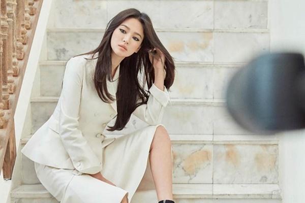 Song Hye Kyo trở lại mạng xã hội với loạt ảnh mới sau ly hôn-3