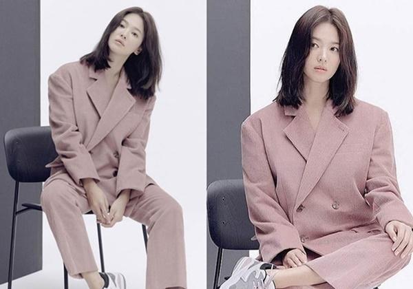 Song Hye Kyo trở lại mạng xã hội với loạt ảnh mới sau ly hôn-6