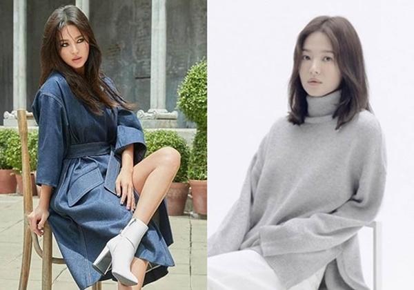 Song Hye Kyo trở lại mạng xã hội với loạt ảnh mới sau ly hôn-7