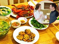 Shark Hưng đã giỏi và giàu lại còn nấu ăn ngon, vợ đẹp kém 16 tuổi cũng đảm không vừa
