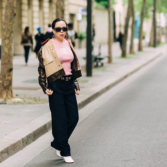 Vung tay mua hàng hiệu không tiếc, Phượng Chanel vẫn mặc lại những bộ cánh sến súa-7