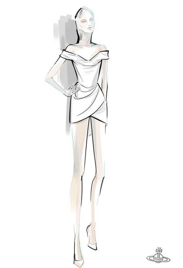 """Chiếc váy trả thù"""" của công nương Diana được đồn đoán chính là nguồn cảm hứng cho váy cưới tuyệt đẹp của Hailey Bieber-3"""